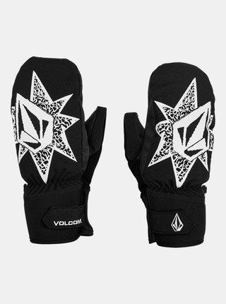 Volcom Vco Nyle Mitt  black zimní palcové rukavice - černá