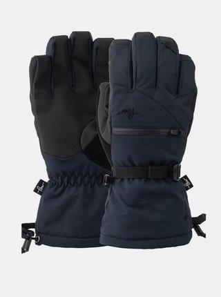 POW Cascadia GTX Long Gl black zimní prstové rukavice