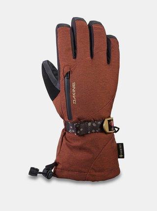 Dakine SEQUOIA DARK ROSE zimní prstové rukavice