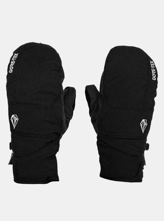 Volcom Stay Dry Gore-Tex Mi black zimní palcové rukavice - černá