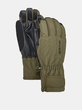 Burton PROFILE UNDGL MARTINI OLIVE zimní prstové rukavice - zelená