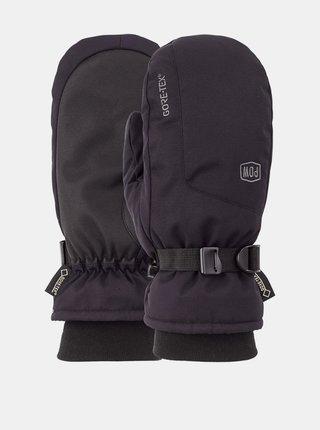 POW Trench GTX Mitt black zimní palcové rukavice - černá