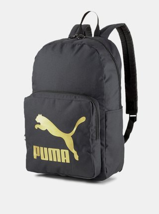 Čierny batoh Puma