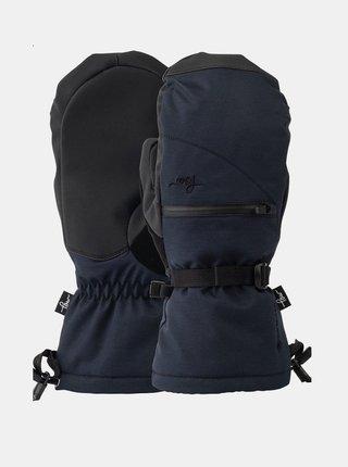 POW Cascadia GTX Long Mi black zimní palcové rukavice - černá