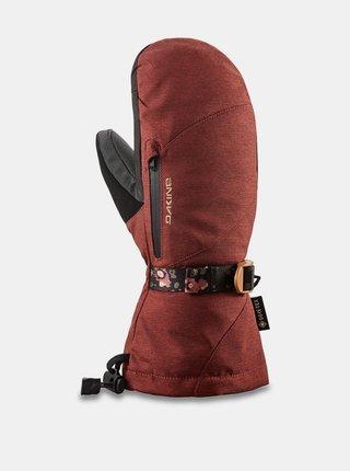 Dakine SEQUOIA MITT DARK ROSE zimní palcové rukavice