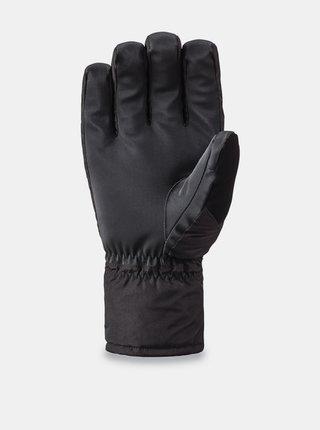 Dakine SCOUT SHORT black pánské zimní prstové rukavice - černá