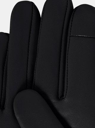 Ichi černé rukavice Iazebra
