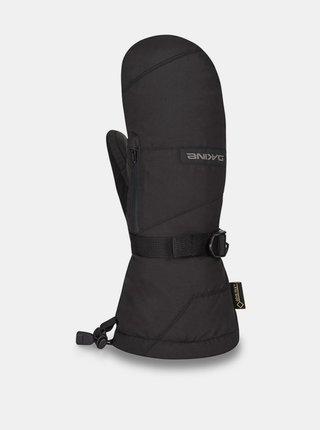 Dakine LEATHER TITAN MITT black zimní palcové rukavice - černá