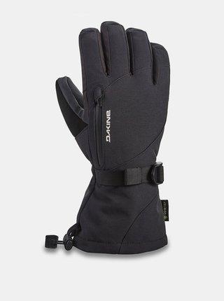 Dakine SEQUOIA black zimní prstové rukavice - černá