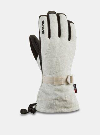 Dakine CAMINO GLACIER zimní prstové rukavice - šedá
