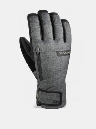 Dakine TITAN SHORT CARBON pánské zimní prstové rukavice - černá