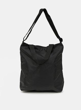 Šedo-černá dámská vzorovaná taška Puma