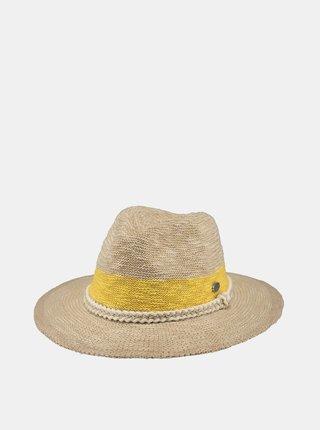 Krémový dámský klobouk BARTS