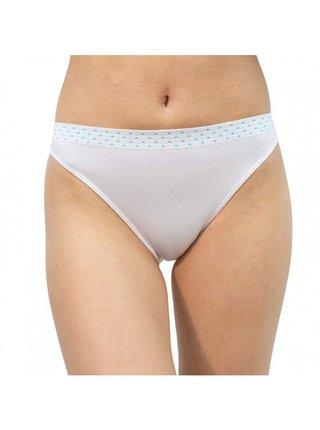 Dámské kalhotky Gina bílé