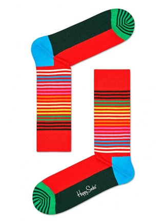 Ponožky Happy Socks Half Stripe Sock