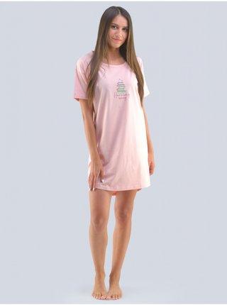 Dámské maxitričko Gina růžové
