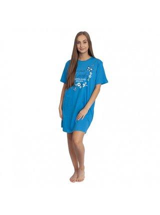 Dámská noční košile Molvy modrá