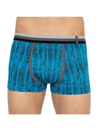 Pánské boxerky Molvy modré