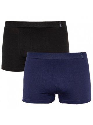 2PACK Pánské boxerky Molvy vícebarevné