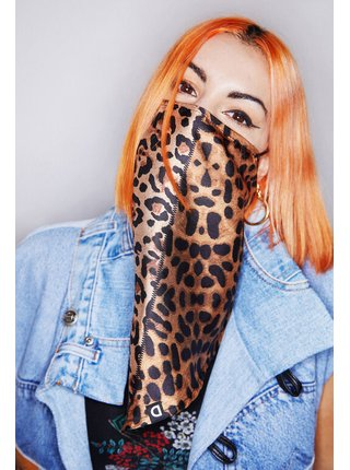 Desigual rouška/maska Leopard