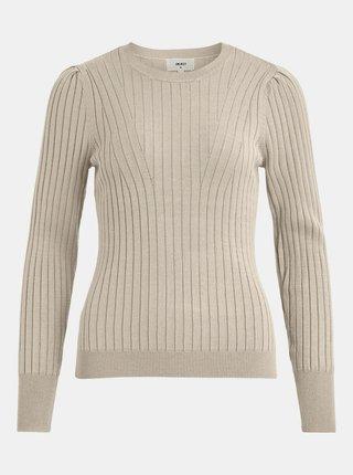 Svetlošedý sveter .OBJECT Bellamia