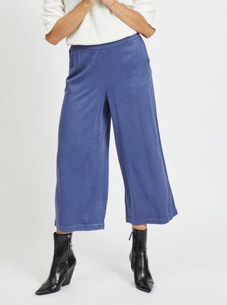 Modré culottes VILA Fanza