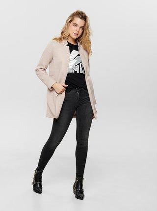 Béžový lehký kabát ONLY Soho