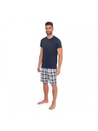 Pánské pyžamo Jockey vícebarevné nadrozměr