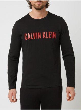 Pánské tričko Calvin Klein černé