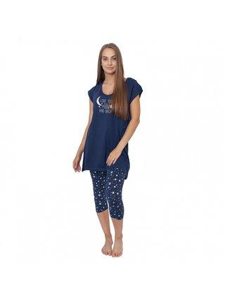 Dámské pyžamo Gina modré