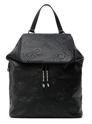 Desigual černý batoh Back Colorama Loen