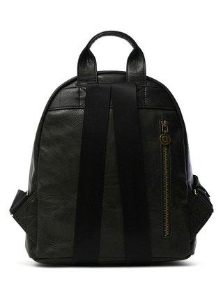 Desigual čierne ruksak Back Carlina Nazca Mini Maroon Oscuro