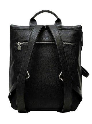 Desigual černý batoh Back Embossed Half Logo Nerano