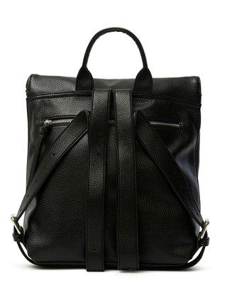 Desigual černý batoh Back Mickey Rock Nerano