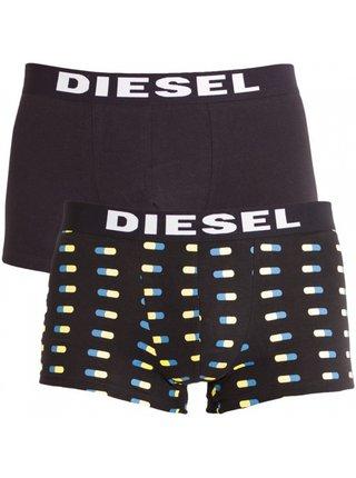 2PACK pánské boxerky Diesel vícebarevné