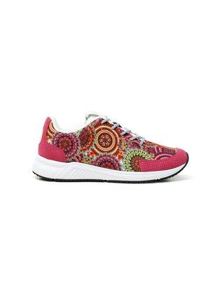 Desigual barevné tenisky Shoes Runner Tapes Mandalas