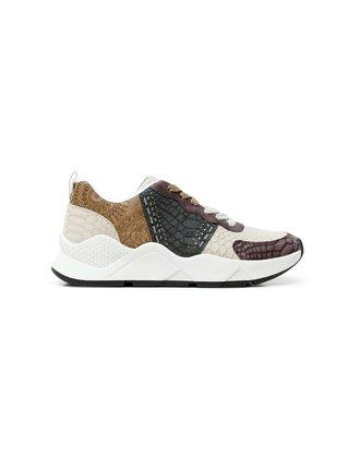 Desigual farebné tenisky Shoes Hydra Patch