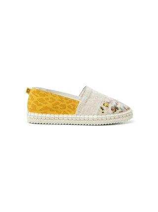 Desigual farebné espadrilky Shoes Selva Patch