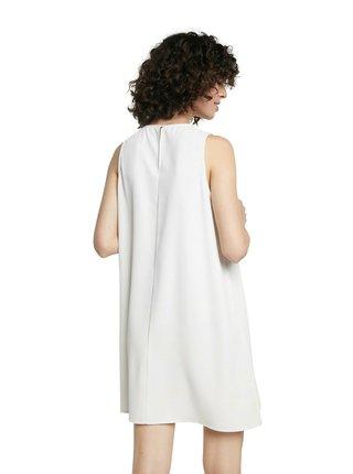 Desigual biele šaty