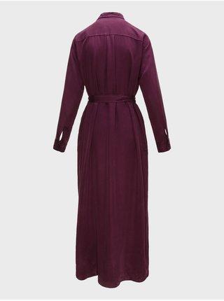 Fialové dámské šaty GAP