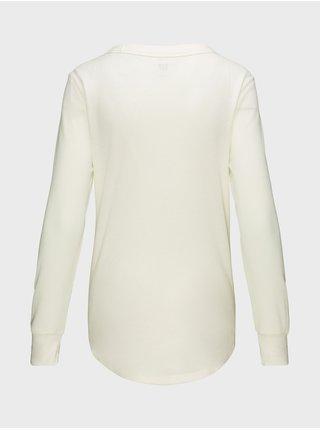 Bílé dámské tričko GAP Logo