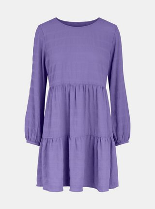 Fialové šaty Pieces Belissi