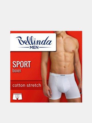 Bílé boxerky Bellinda Sport