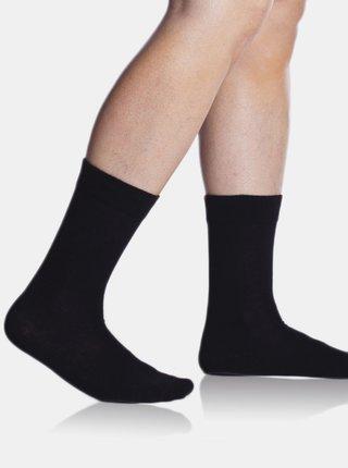 Pánské ponožky FIT (HEALTHY) SOCKS - Zdravotní pánské ponožky - černá