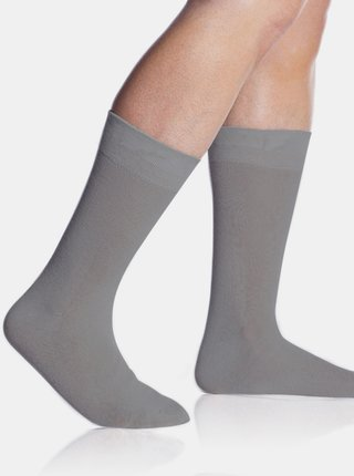 Pánske ponožky CLASSIC MEN SOCKS - Pánske ponožky - šedá