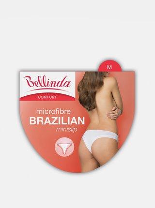 Brazilky BRAZILIAN MINISLIP - Dámské kalhotky brazilky - tělová