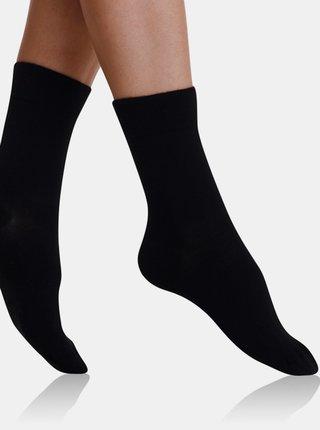Černé dámské ponožky Bellinda Cotton Maxx