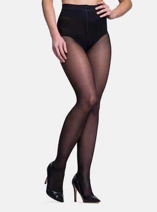 Černé zeštíhlující punčochové kalhoty Bellinda Figura 25 DEN