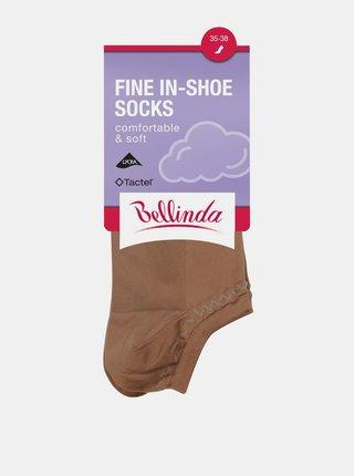 Dámské ponožky FINE IN-SHOE SOCKS - Dámské nízké ponožky - černá