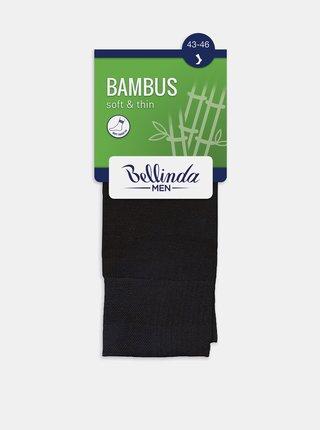 Šedé pánské ponožky Bellinda Bambus